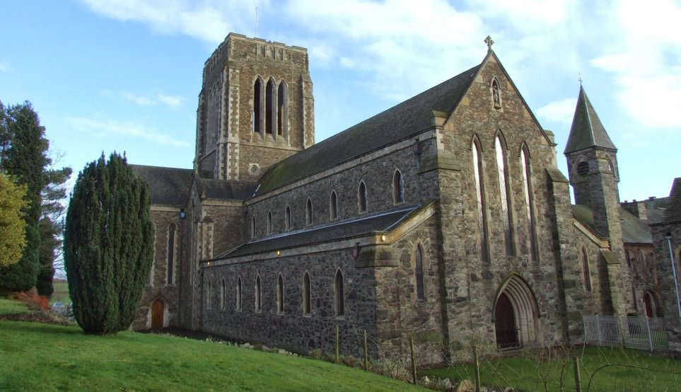 La foi catholique d`Angleterre – un rapide aperçu historique (musique et vidéo) 57_mount_st_bernard_abbey_015